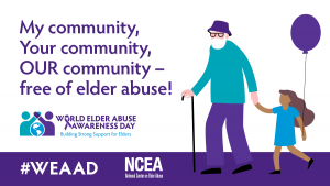 WEAAD Communities Free of Elder Abuse