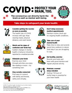 COVID: Protect Your Brain Too